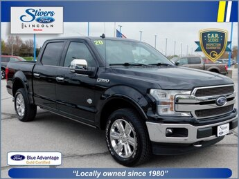 2020 Ford F-150 King Ranch 3.5L V6 Engine Automatic 4X4 Truck 4 Door