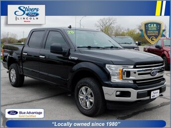 2020 Ford F-150 XLT 4X4 4 Door Automatic