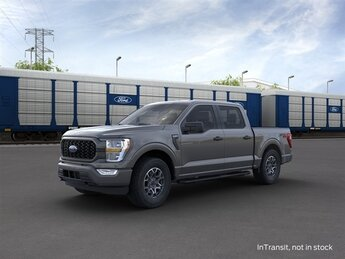 2021 Ford F-150 XL 2.7L V6 EcoBoost Engine Automatic Truck 4X4