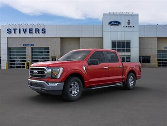 2021 Ford F-150 XLT Truck Automatic 4 Door 4X4