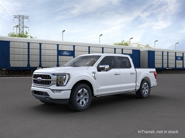 2021 Ford F-150 Platinum 4X4 Automatic 3.5L PowerBoost Full-Hybrid V6 Engine