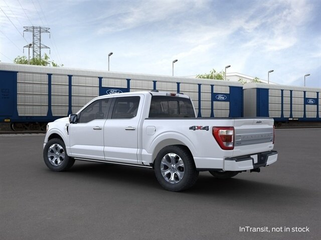 2021 Ford F-150 Platinum 4 Door 4X4 Automatic Truck