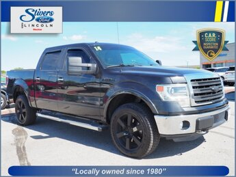 2014 Ford F-150 Limited 3.5L V6 Engine 4 Door Truck Automatic