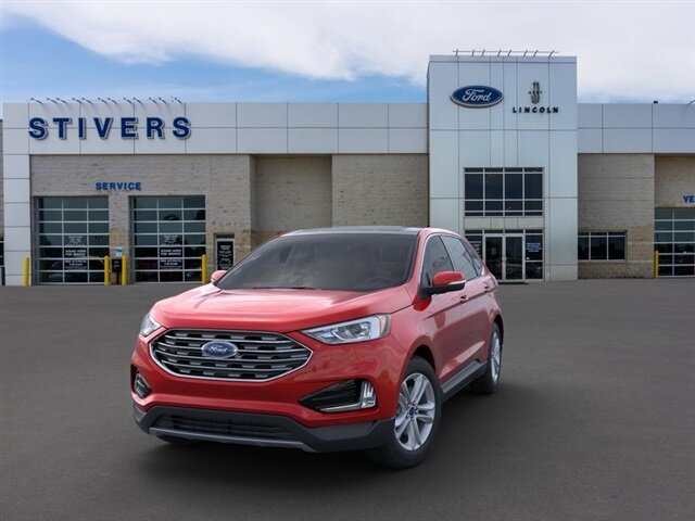 2020 Ford Edge SEL 4 Door Automatic SUV FWD