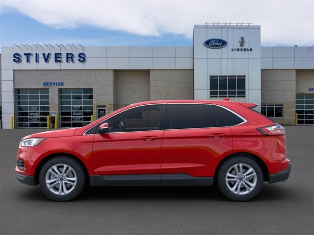2020 Ford Edge SEL FWD 4 Door EcoBoost 2.0L I4 GTDi DOHC Turbocharged VCT Engine