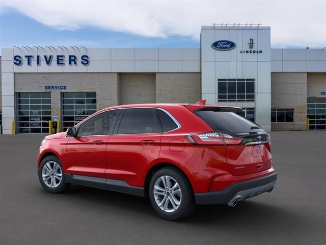 2020 Ford Edge SEL SUV EcoBoost 2.0L I4 GTDi DOHC Turbocharged VCT Engine Automatic 4 Door