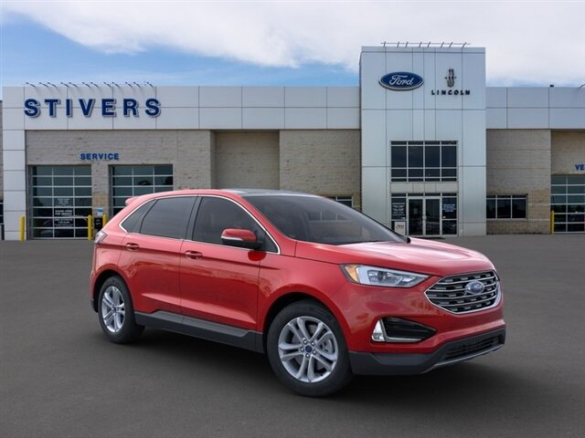 2020 Ford Edge SEL 4 Door FWD EcoBoost 2.0L I4 GTDi DOHC Turbocharged VCT Engine Automatic
