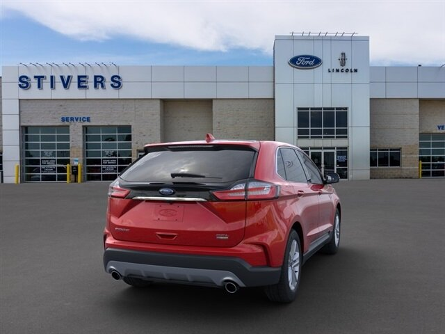 2020 Ford Edge SEL SUV FWD EcoBoost 2.0L I4 GTDi DOHC Turbocharged VCT Engine 4 Door Automatic