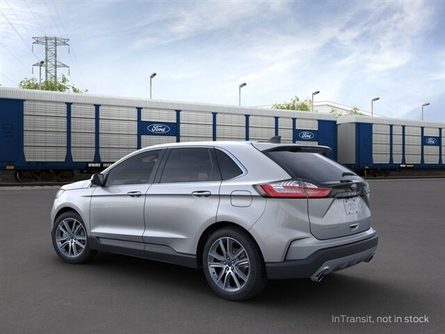 2021 Ford Edge Titanium 4 Door EcoBoost 2.0L I4 GTDi DOHC Turbocharged VCT Engine SUV AWD