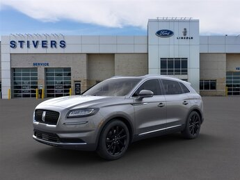 2021 Asher Gray Lincoln Nautilus Reserve SUV FWD 4 Door