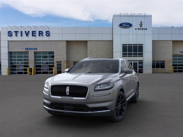 2021 Asher Gray Lincoln Nautilus Reserve FWD Automatic SUV 2.0L Turbocharged Engine 4 Door