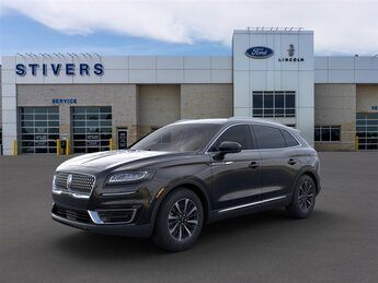 2020 Infinite Black Lincoln Nautilus Standard AWD 4 Door SUV Automatic 2.0L Turbocharged Engine