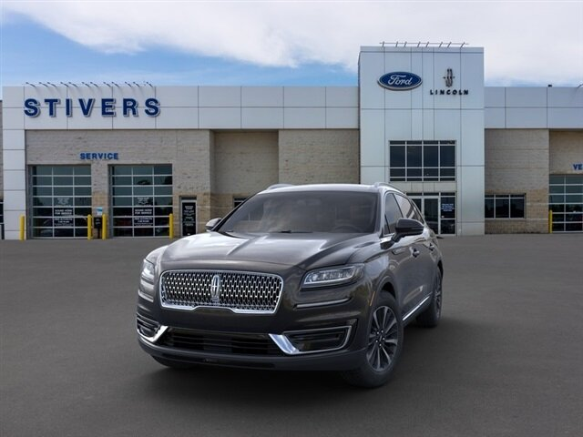 2020 Lincoln Nautilus Standard Automatic 4 Door 2.0L Turbocharged Engine SUV AWD