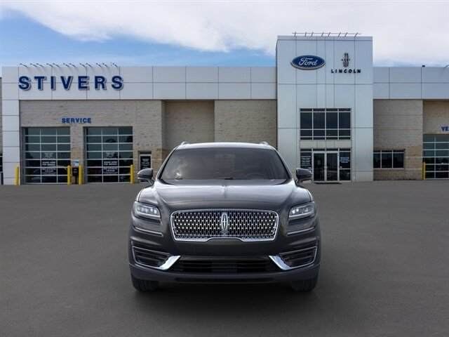 2020 Lincoln Nautilus Standard 2.0L Turbocharged Engine Automatic AWD