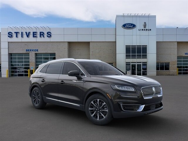 2020 Lincoln Nautilus Standard AWD 2.0L Turbocharged Engine Automatic 4 Door SUV
