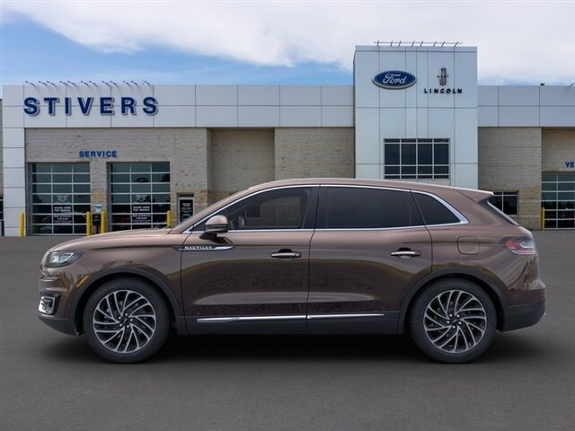 2020 Lincoln Nautilus Reserve SUV AWD 4 Door Automatic V6 Engine