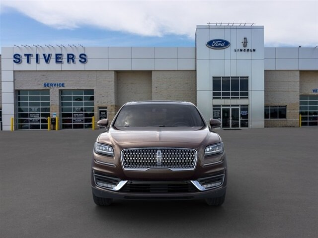 2020 Lincoln Nautilus Reserve Automatic SUV 4 Door AWD