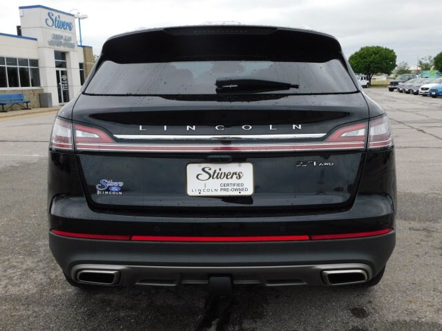 2019 Lincoln Nautilus Reserve Automatic 4 Door 2.7L V6 Engine AWD