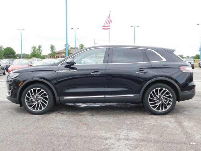 2019 Lincoln Nautilus Reserve Automatic 4 Door AWD