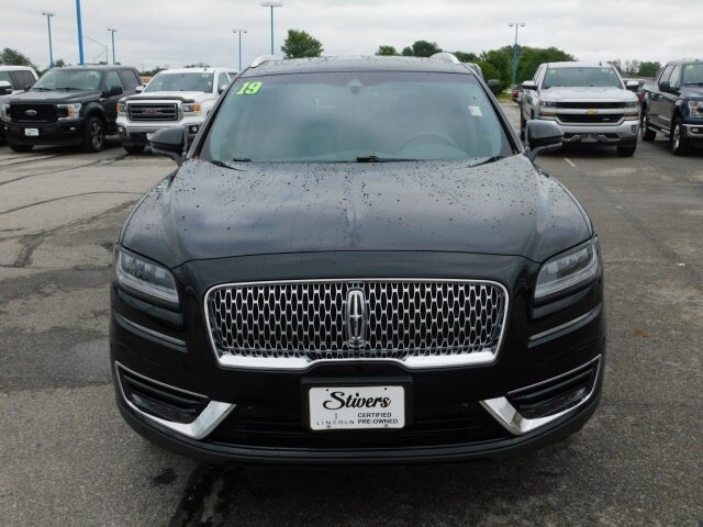 2019 Lincoln Nautilus Reserve 4 Door 2.7L V6 Engine AWD Automatic SUV