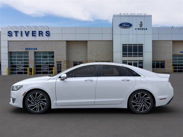 2020 White Platinum Metallic Tri-Coat Lincoln MKZ Reserve 4 Door 2.0L I4 Engine FWD