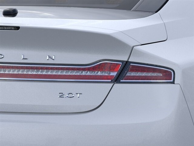 2020 White Platinum Metallic Tri-Coat Lincoln MKZ Reserve Car FWD Automatic 4 Door 2.0L I4 Engine