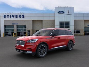 2021 Red Carpet Lincoln Aviator Reserve Automatic 4 Door SUV