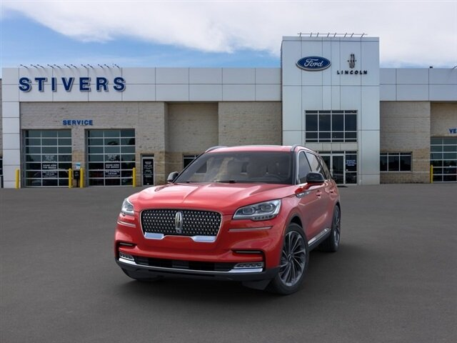 2021 Red Carpet Lincoln Aviator Reserve SUV Automatic 4 Door 3.0L V6 Engine