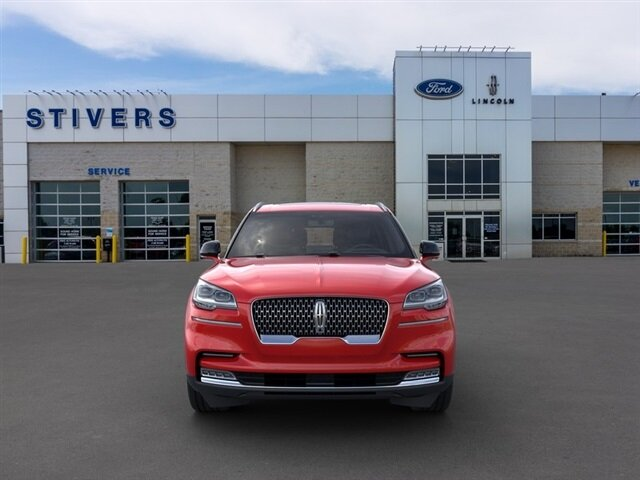 2021 Lincoln Aviator Reserve 3.0L V6 Engine Automatic SUV AWD