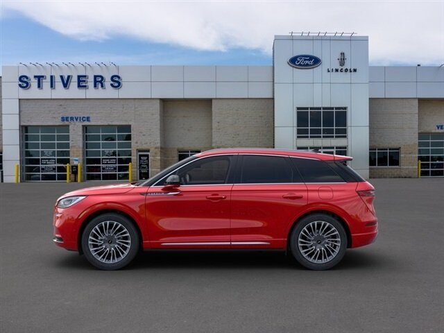 2020 Red Carpet Lincoln Corsair Reserve SUV 4 Door FWD 2.0L I4 Engine Automatic
