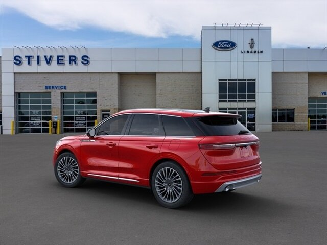 2020 Red Carpet Lincoln Corsair Reserve 2.0L I4 Engine 4 Door SUV