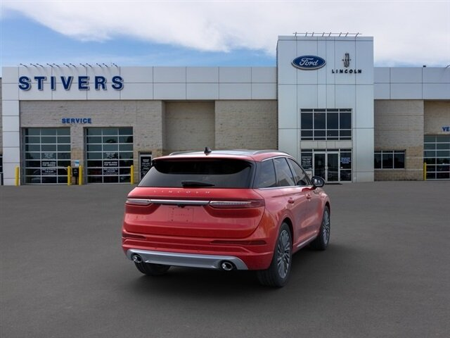 2020 Red Carpet Lincoln Corsair Reserve 2.0L I4 Engine FWD SUV Automatic 4 Door