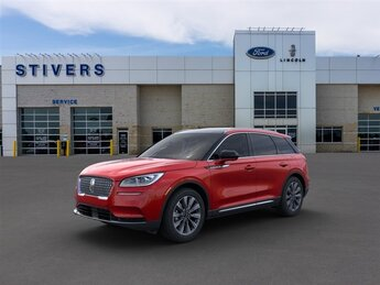 2021 Red Carpet Lincoln Corsair Reserve Automatic FWD 2.0L I4 Engine 4 Door SUV