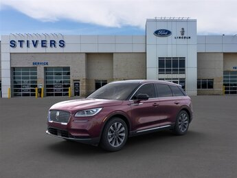 2021 Lincoln Corsair Reserve SUV Automatic 2.0L I4 Engine FWD