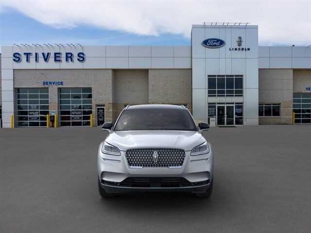 2021 Silver Radiance Lincoln Corsair Reserve 2.0L I4 Engine SUV 4 Door AWD