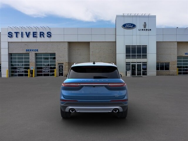 2021 Artisan Blue Lincoln Corsair Reserve SUV AWD Automatic 4 Door