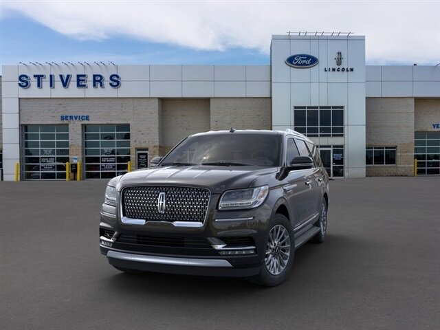 2020 Lincoln Navigator Standard 4X4 Automatic V6 Engine SUV 4 Door