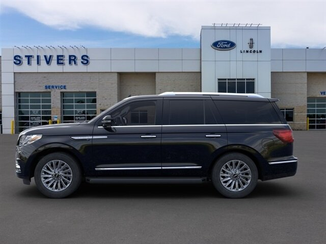 2020 Lincoln Navigator Standard 4X4 Automatic 4 Door SUV V6 Engine