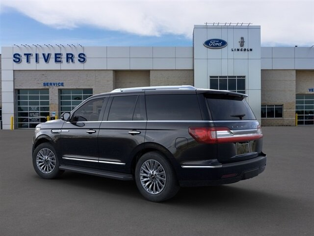 2020 Lincoln Navigator Standard Automatic V6 Engine 4 Door 4X4 SUV