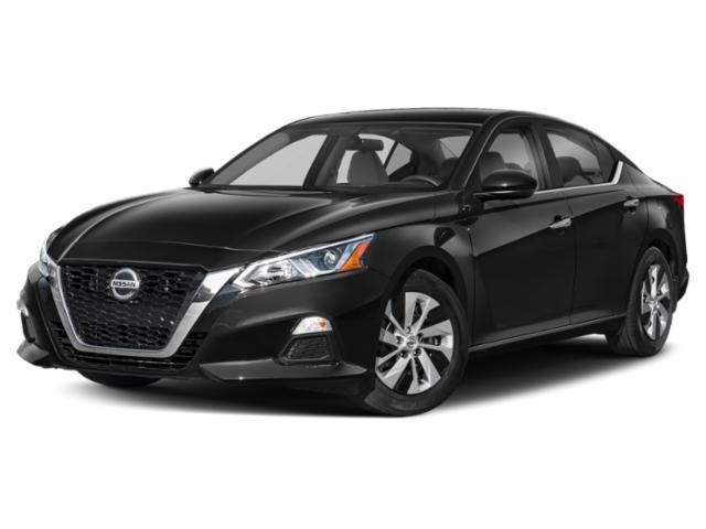 2019 Super Black Nissan Altima 2.5 SR Regular Unleaded I-4 2.5 L/152 Engine Automatic (CVT) AWD Sedan 4 Door