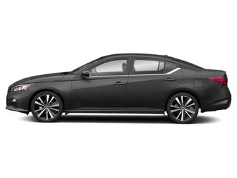 2019 Gun Metallic Nissan Altima 2.5 SR Sedan AWD 4 Door Regular Unleaded I-4 2.5 L/152 Engine Automatic (CVT)