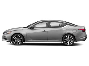 2019 Nissan Altima 2.5 SR 4 Door Automatic (CVT) Regular Unleaded I-4 2.5 L/152 Engine Sedan
