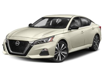 2019 Nissan Altima 2.5 SR Sedan Automatic (CVT) 4 Door AWD Regular Unleaded I-4 2.5 L/152 Engine