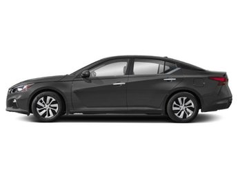 2019 Gun Metallic Nissan Altima 2.5 SV AWD Automatic (CVT) Regular Unleaded I-4 2.5 L/152 Engine Sedan 4 Door