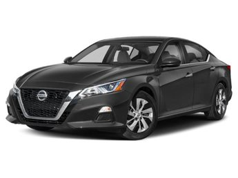 2019 Gun Metallic Nissan Altima 2.5 SV Regular Unleaded I-4 2.5 L/152 Engine Automatic (CVT) 4 Door Sedan