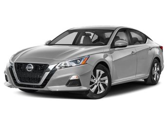 2019 Brilliant Silver Metallic Nissan Altima 2.5 SL 4 Door Regular Unleaded I-4 2.5 L/152 Engine FWD Automatic (CVT) Sedan