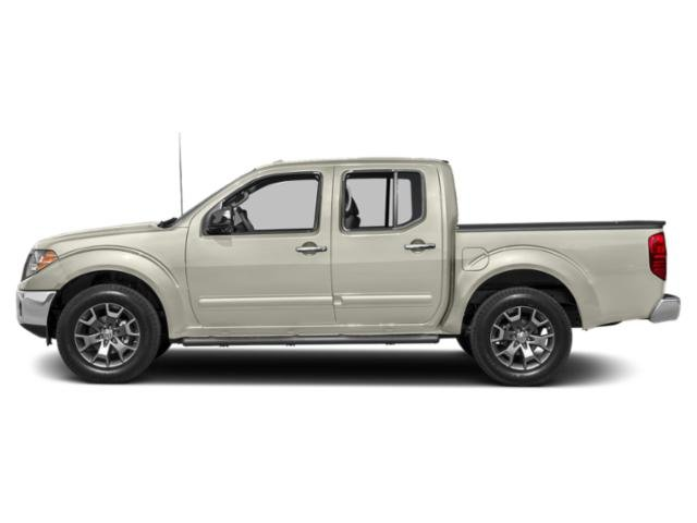 2019 Glacier White Nissan Frontier SV Regular Unleaded V-6 4.0 L/241 Engine Automatic Truck 4 Door 4X4