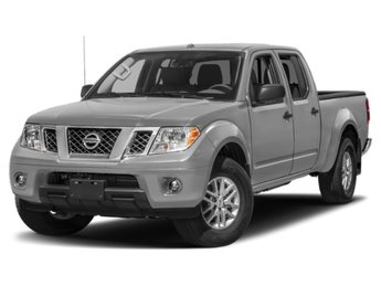 2019 Brilliant Silver Metallic Nissan Frontier SV Truck Automatic Regular Unleaded V-6 4.0 L/241 Engine 4 Door 4X4