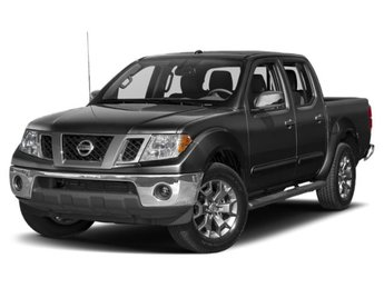 2019 Gun Metallic Nissan Frontier SV Truck Regular Unleaded V-6 4.0 L/241 Engine 4 Door Automatic 4X4