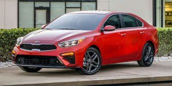 2019 Kia Forte FE Automatic (CVT) Sedan Regular Unleaded I-4 2.0 L/122 Engine FWD 4 Door